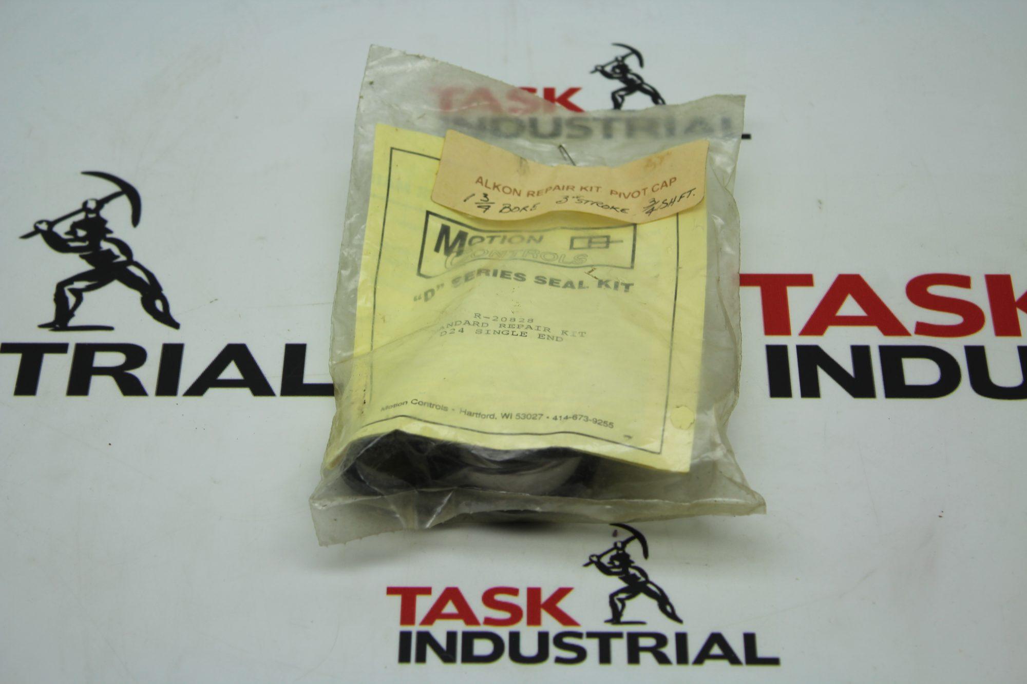 Motion Controls D Series Seal Kit R-20828 D24 Single End