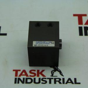 FABCO-AIR SQF-221X1/4-H Compact Air Cylinder