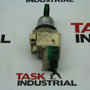 Square D Class 9001 Series H Selector Switch Green Type KM1