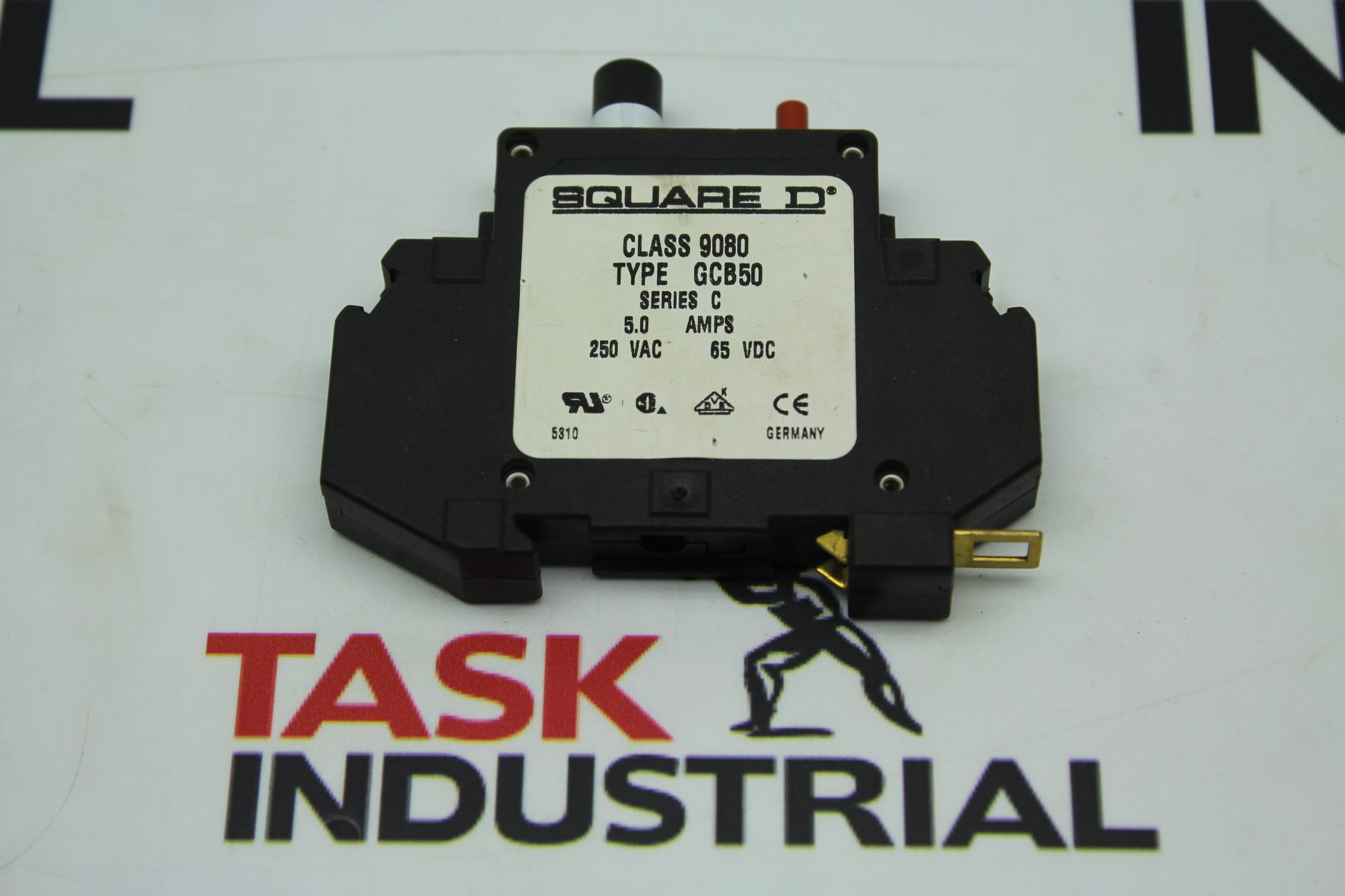 Square D Class 9080 Type GCB50 Circuit Breaker