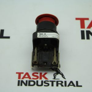 Allen-Bradley Push Button Switch Red CAT No. 800H-DR