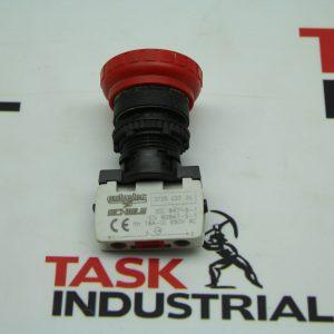 Schiele 3720 052 20 Red Switch