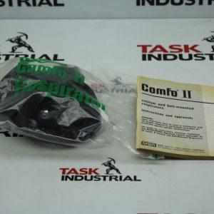 Comfo II Respirator Facepiece Black Silicone 479529 Small