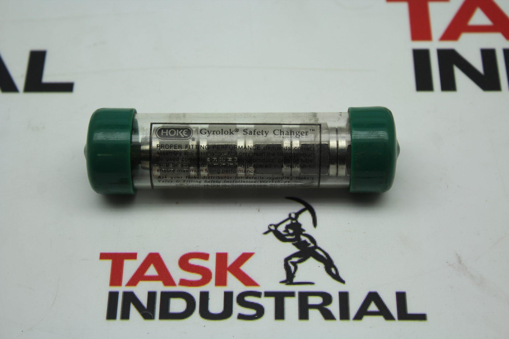 HOKE Gyrolok Safety Changer
