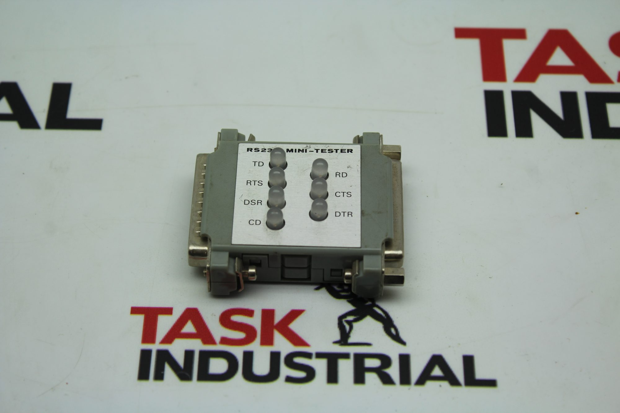 Serial Communications RS232 Mini-Tester