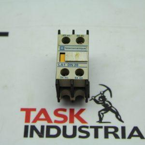 Telemecanique LA1 DN 20 Contact Block