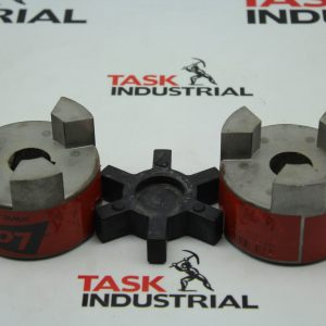 """Lovejoy L-110X1.000"""" Jaw Coupling Hub with Spider Coupling Insert"""