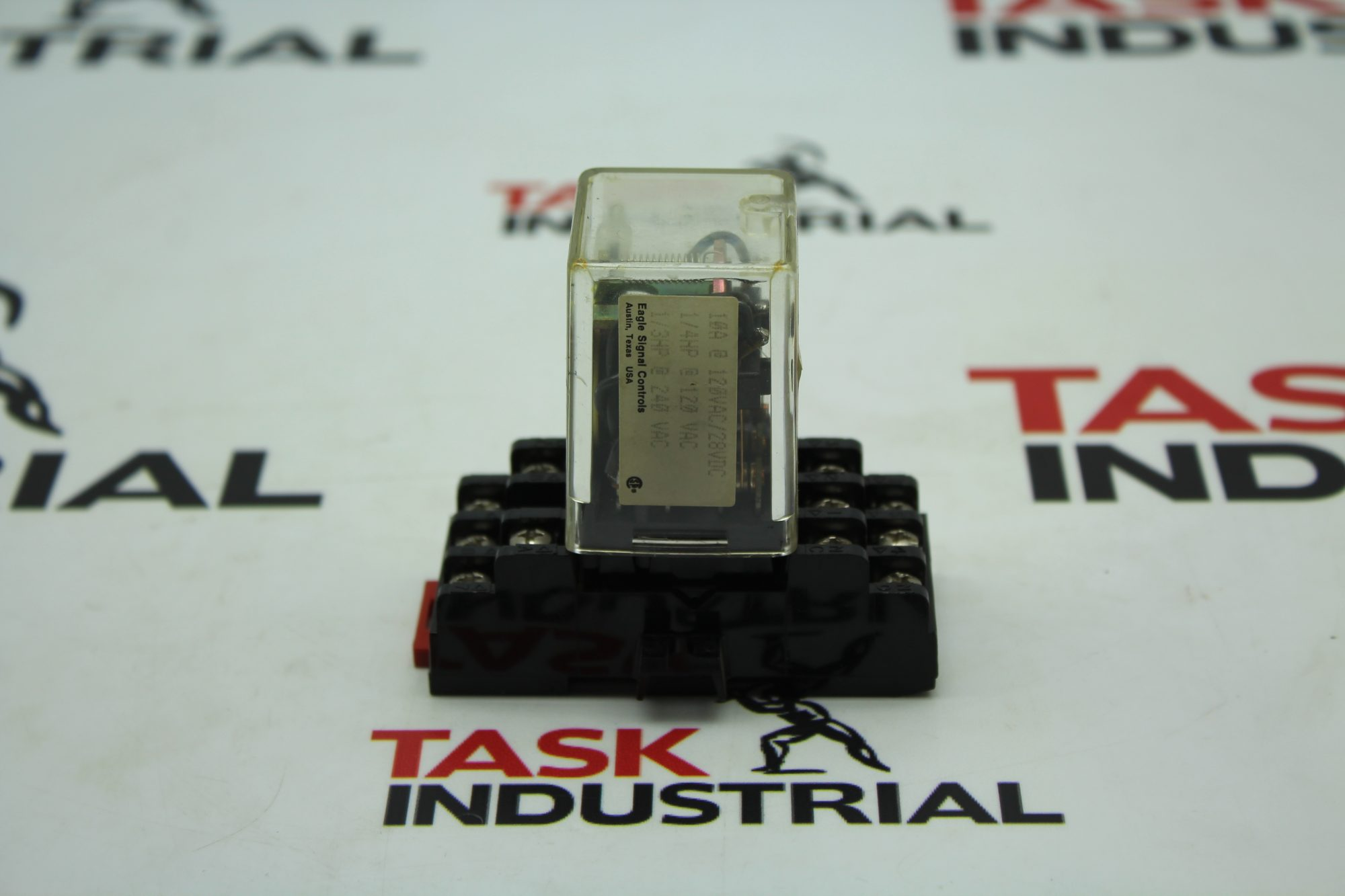 Eagle Signal Controls 30E3CA12002 Relay w/Base