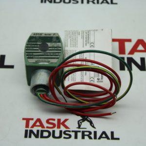 ASCO Red-Hat Solenoid Valve CAT No. 8210G9