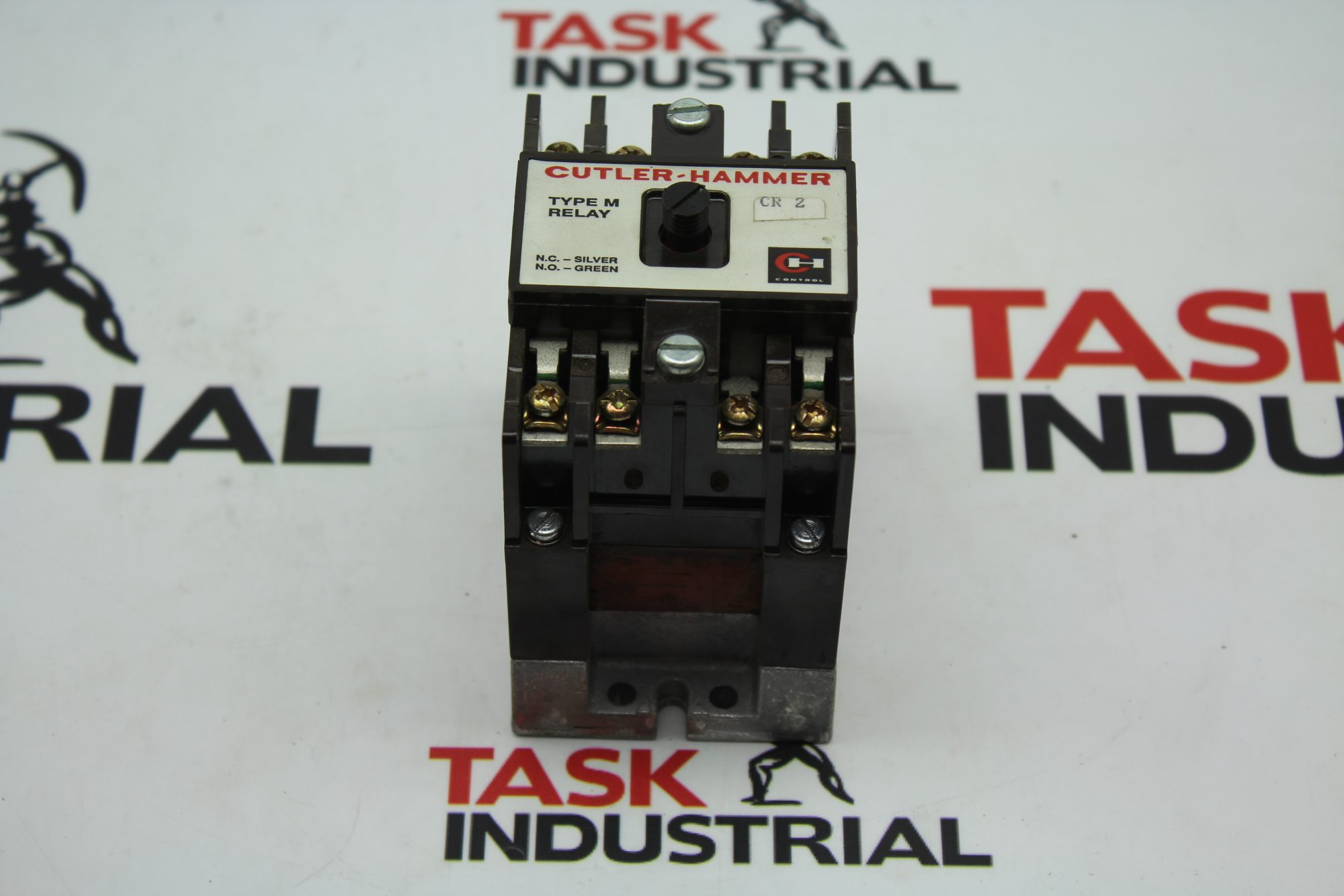 Cutler-Hammer Type M Relay CR 2