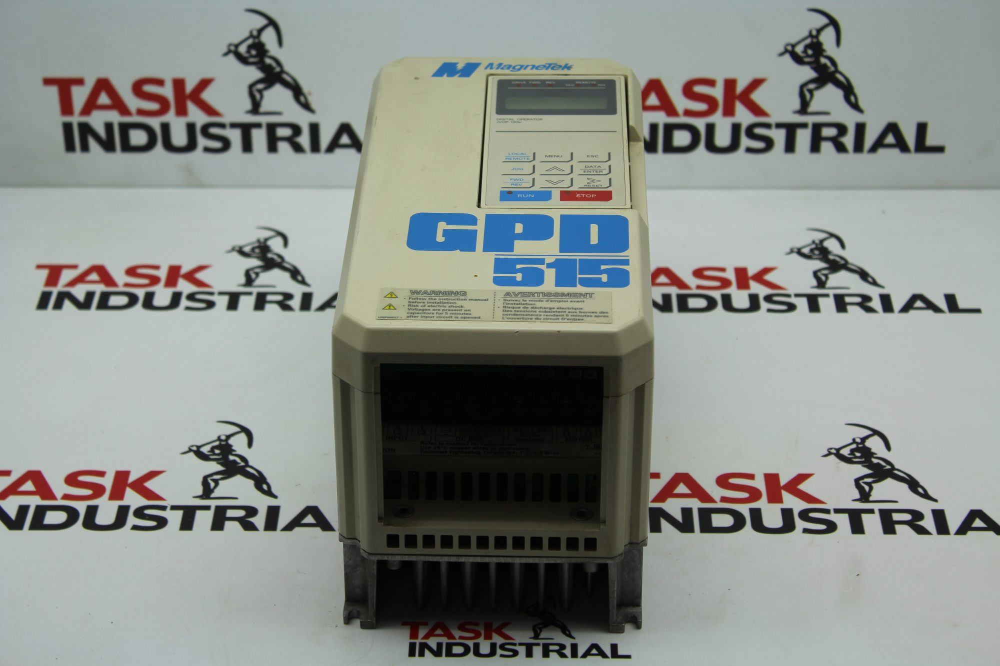 MagneTek GPD515 VFD Model GPD515C-B003 15HP Drive