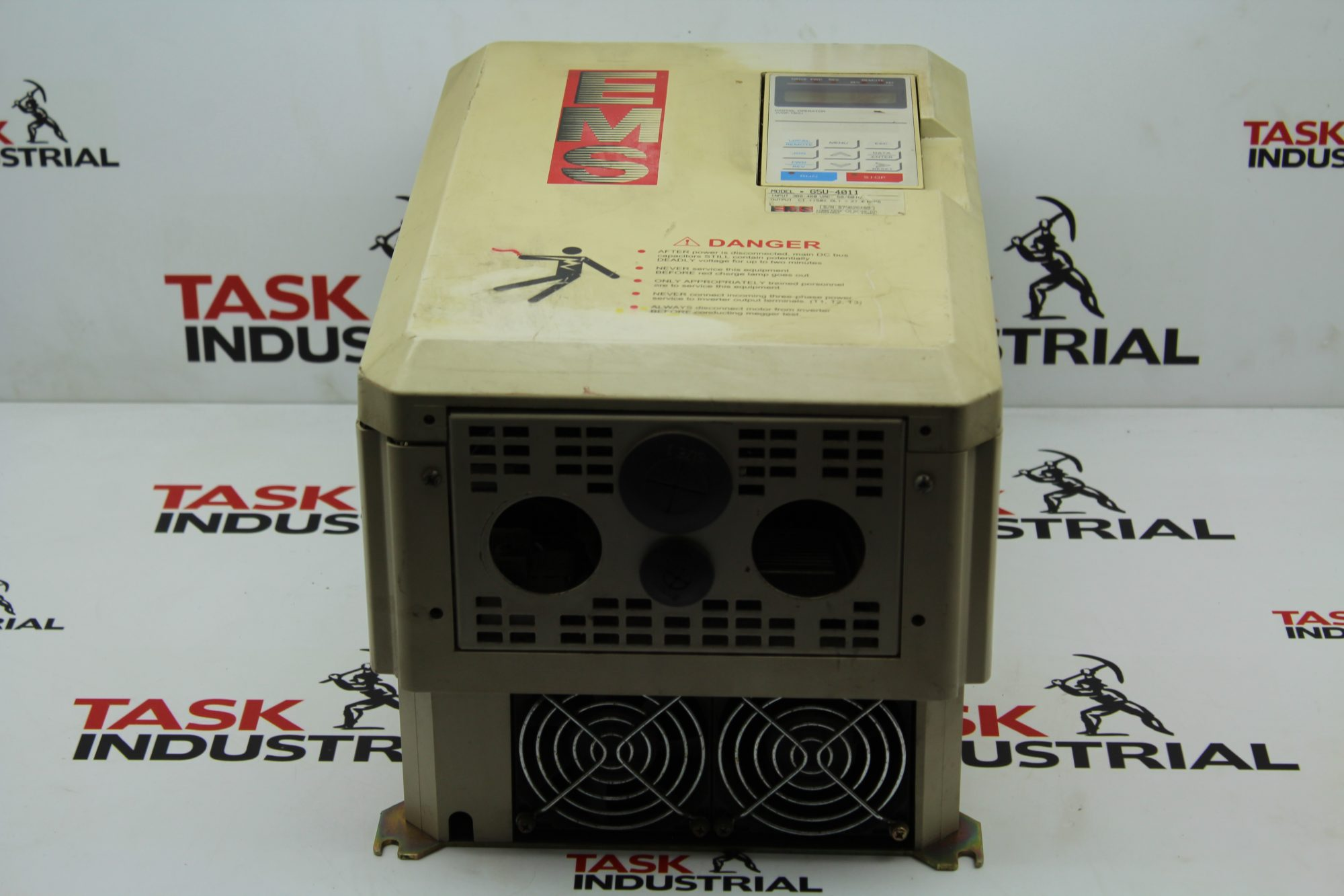 Yaskawa EMS G5U-4011 AC Drive CIMR-G5U40145
