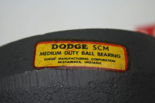 Dodge Medium Duty Ball Bearing SCM-1 15/16-A