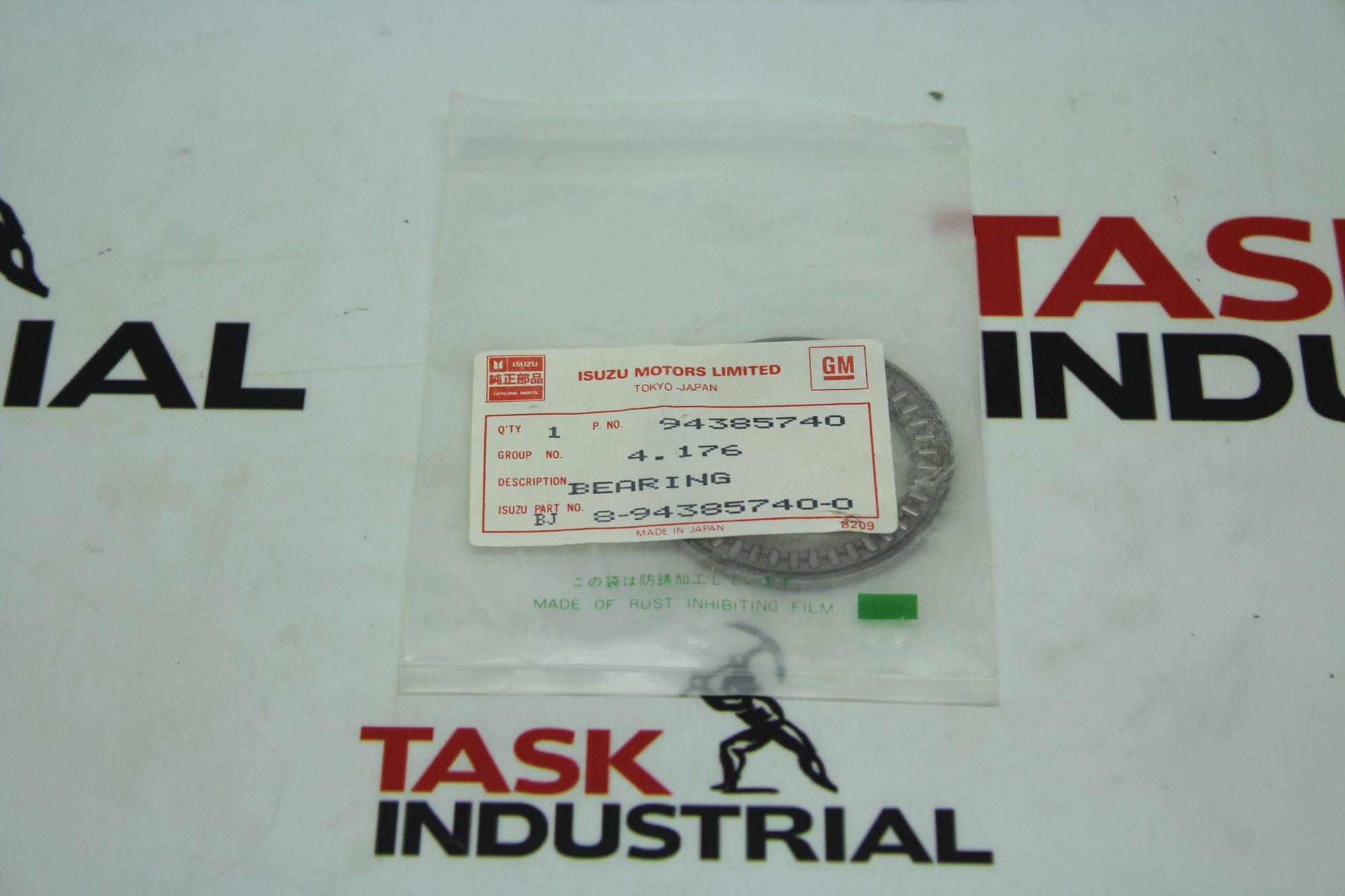 Isuzu Motors 94385740 Bearing BJ 8-94385740-0