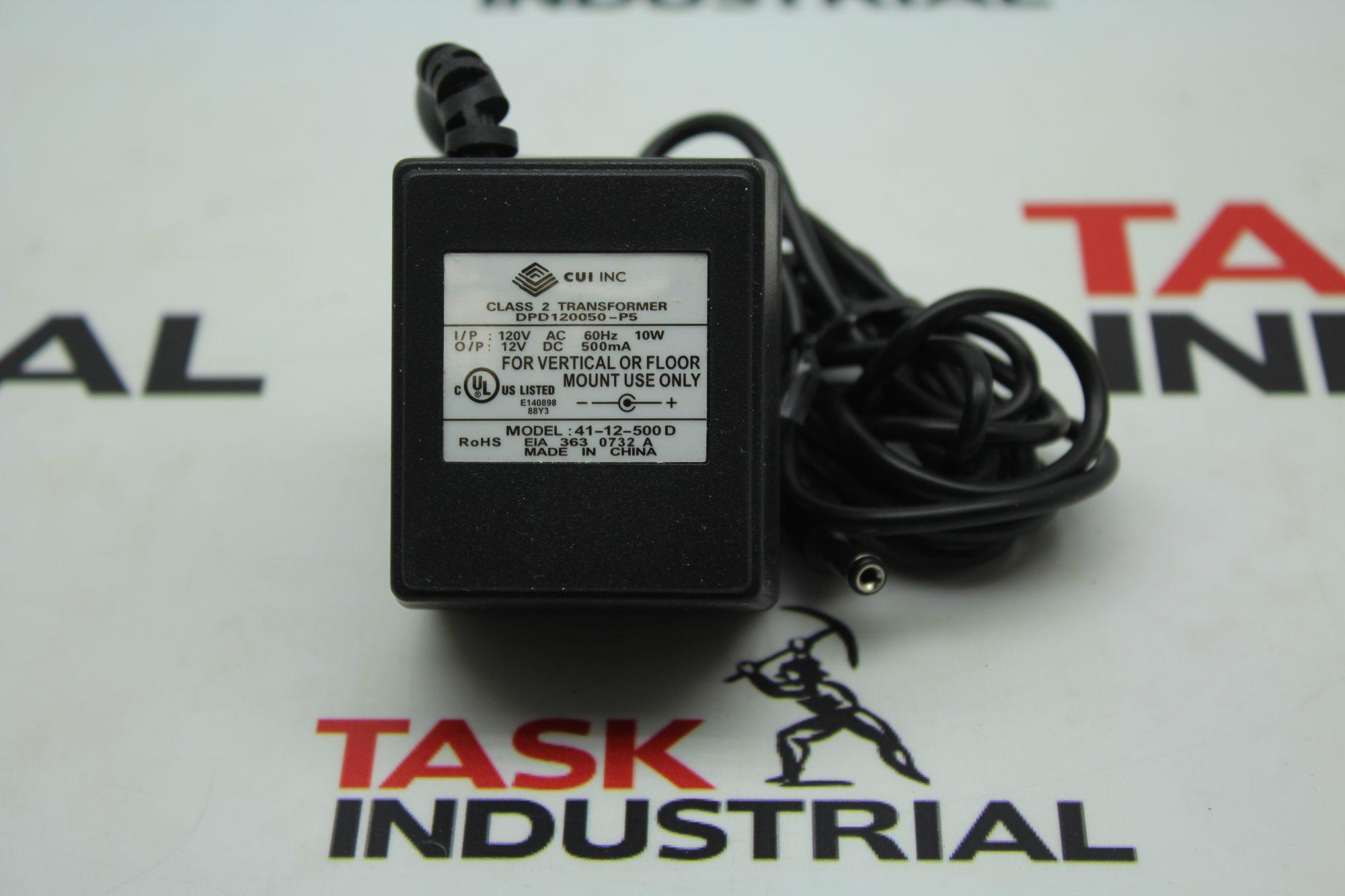 CUI Inc Class 2 Transformer DPD120050-P5