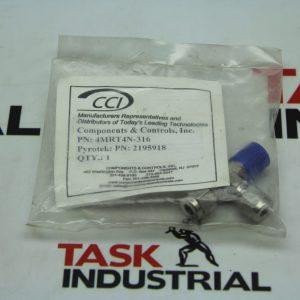 Components & Controls, Inc. P/N 4MRT4N-316