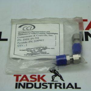 Components & Controls, Inc. P/N 4MSC4N-316