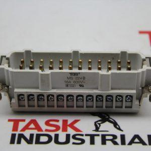 T&B MS 224B 16A 600V Connectors
