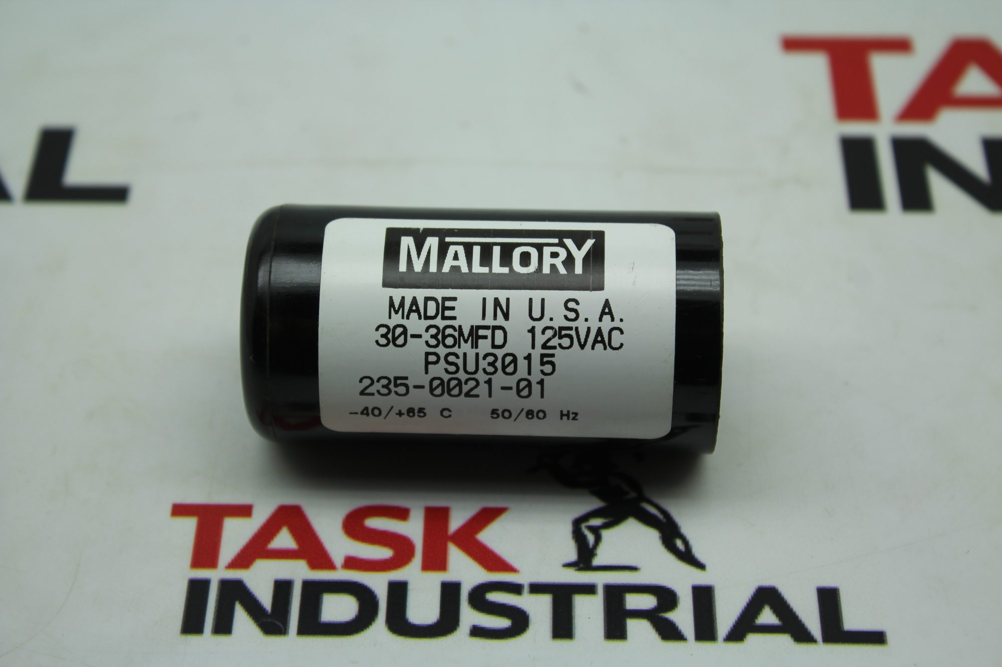 Mallory 30-36MFD Capacitor 235-0021-01