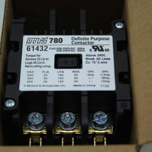 MARS Definite Purpose Contactor 61432
