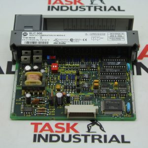 Allen-Bradley CAT No. 1746-NIO4I Series A SLC 500 Analog Combination I/O Module