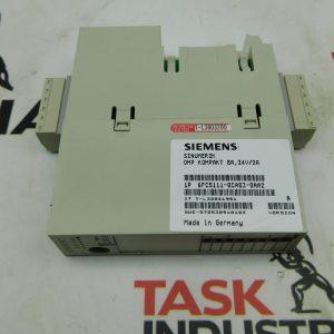 Siemens 1P 6FC5111-0CA03-0AA2 SINUMERIK DMP KOMPAKT 8A, 24V/2A