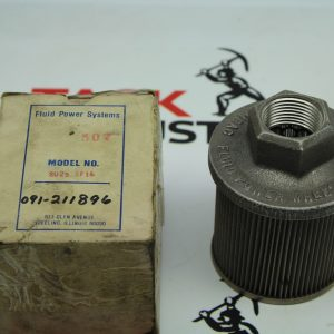Fluid Power Systems Model No. SU25 SF16 091-211896 Filter