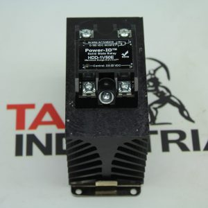 Power-IO Solid State Relay HDD-1V50E w/ Heat Sink