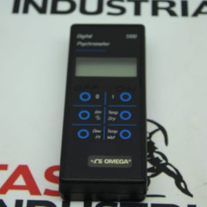 Omega Model 5100 Digital Psychrometer Keypad Only
