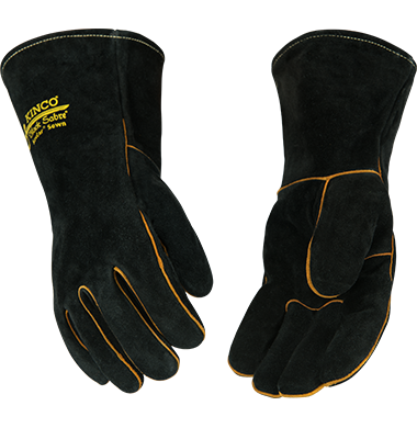 Kinco Black Sabre Welding Gloves