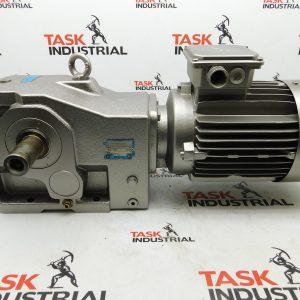 Nord SK9022-100 C/4 Gear Box 3HP, Max Torq 01708 Ratio 22.58