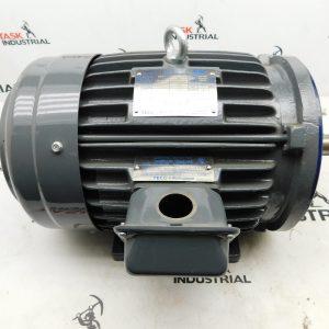 TECO MAX-PE Inverter Duty Electric Motor CAT No. NP0052C 5HP, 3480RPM, 184TC Frame