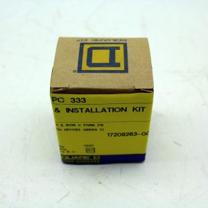 Square D 17209263-001 Seal and Installation Kit 9998-PC-333