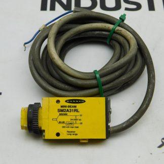 Banner Mini-Beam SM2A31RL Photoelectric Sensor