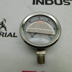 Swagelok 0-300 PSI Pressure Gauge