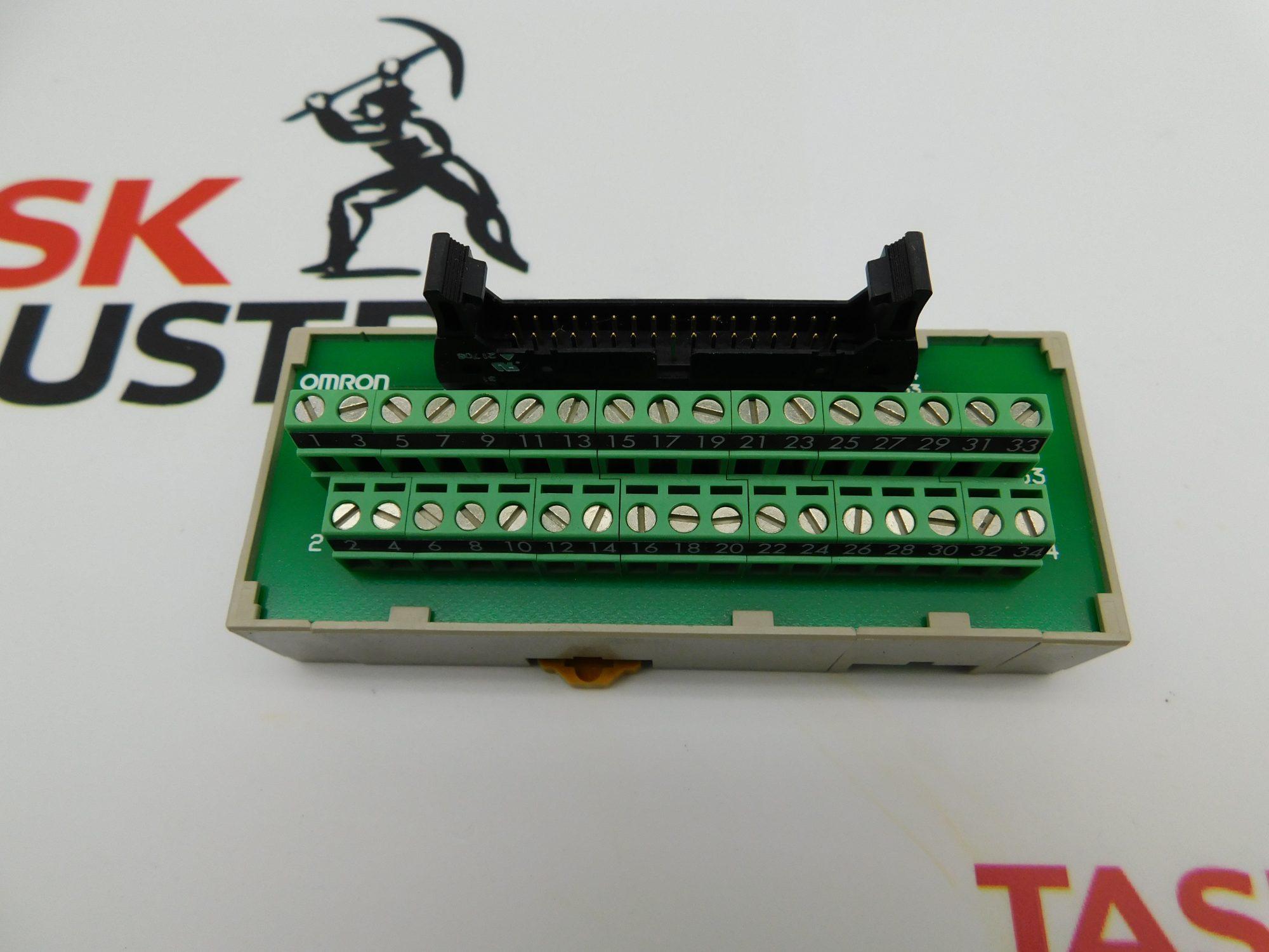 Omron Terminal Block Interface Module XW2B-34G4