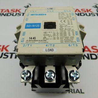 Mitsubishi Contactor SD-N125; 14.4S