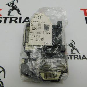 Fuji Electric Magnetic Switch SW-03 100-110 Coil
