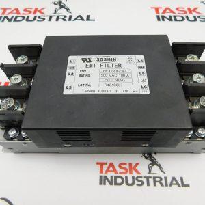 Soshin EMI Filter NF3100C-VZ; 500 VAC 100 A