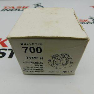 Allen-Bradley Control Relay CAT NO. 700-HG45A1-6; 30 AMPS Series A