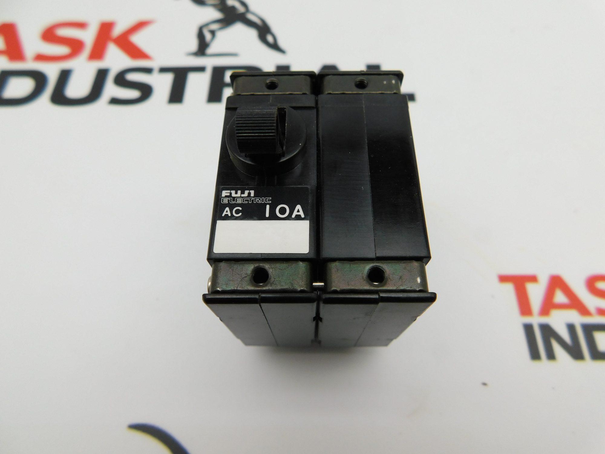 Fuji CP32E/10D Circuit Protector 10A 250V