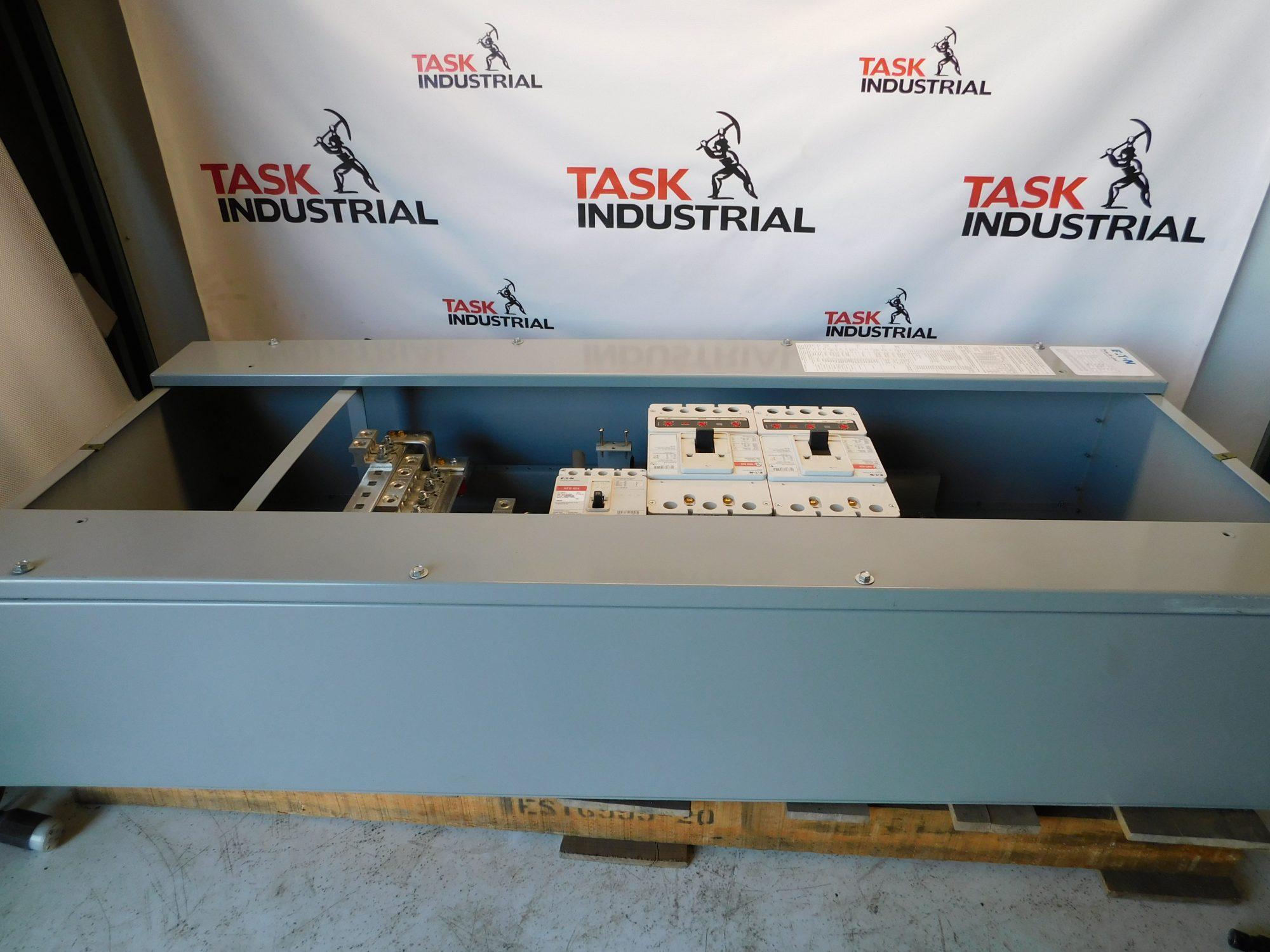 Eaton Pow-R-Line PRL4 Panelboard PRL4B