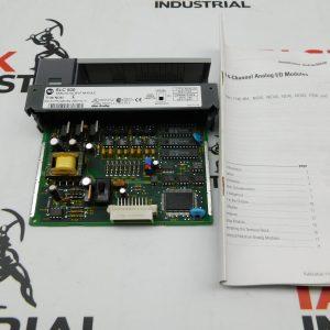 Allen-Bradley 1746-NO4I SLC 500 Analog Output Module Series A