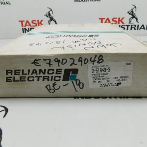 Reliance Electric 0-51849-3 Gate Driver Control (GDCD) S/N ZR500927