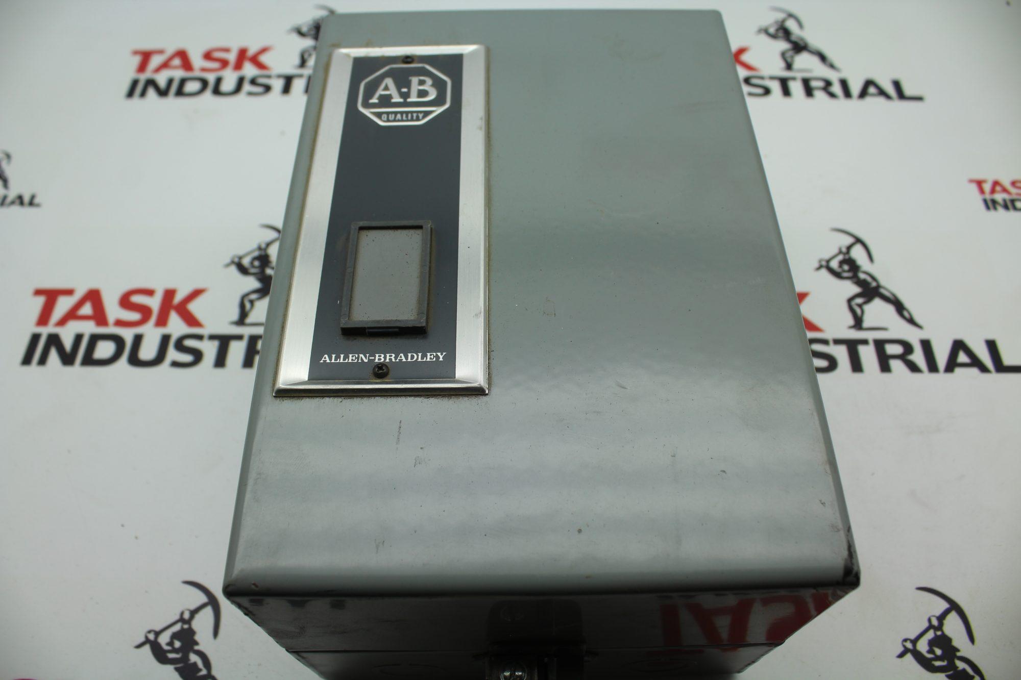 Allen-Bradley AC Contacter Size 0 NEMA Type 1 Enclosure 500AAA930 Series B