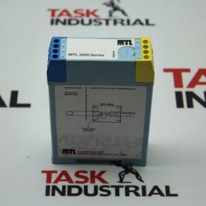 MTL 3022 solenoid/alarm driver, IIB