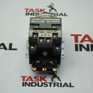 Agastat Model 2422AE Coil 120V 60C time/delay/relay