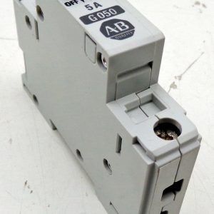 Allen Bradley 1492-CB1-G050 Energy Limiting Miniature Circuit Breaker