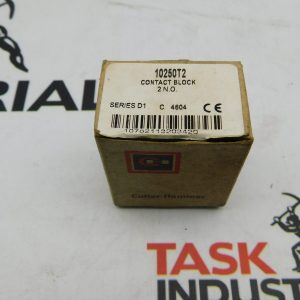 Cutler-Hammer 10250T2 Contact Block Series D1