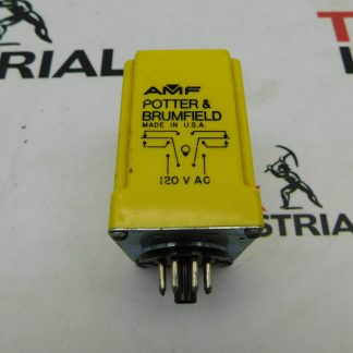 Potter & Brumfield CBD 38-70004 AMF Time delay on Operate Relay